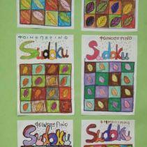 Εικαστικό Sudoku!